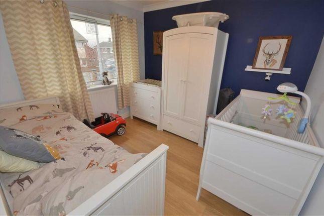 Bedroom Three of Northfield Drive, Pontefract WF8