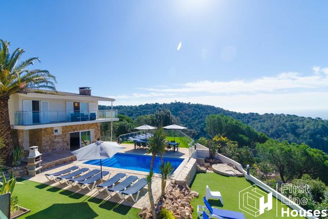 Thumbnail Villa for sale in La Riviera, Lloret De Mar, Costa Brava, Catalonia, Spain