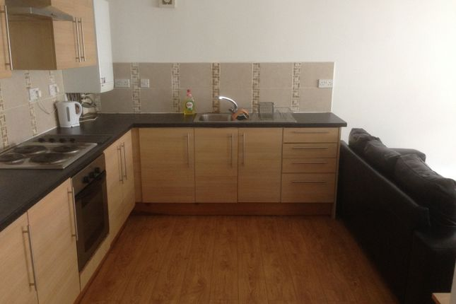 Thumbnail Flat to rent in Violet Row F4, Roath, Cardiff