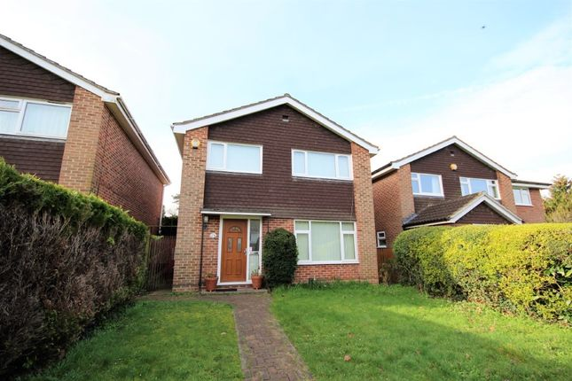 Thumbnail Detached house for sale in Wagtail Close, Twyford