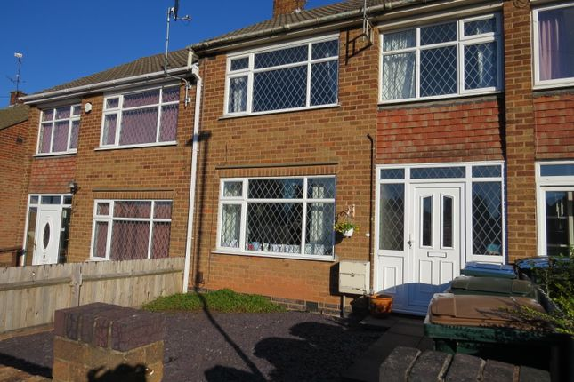Thumbnail Terraced house to rent in Deerhurst Road, Whitmore Park, Coventry