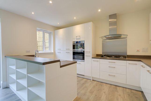Kitchen of Curlew Way, Dawlish EX7