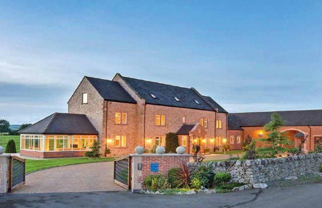 Detached house for sale in Bradbourne, Ashbourne