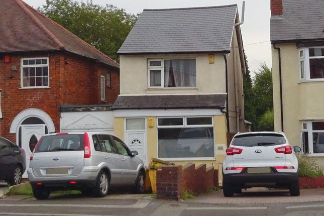 Thumbnail Flat for sale in Oldbury Road, Rowley Regis, West Midlands
