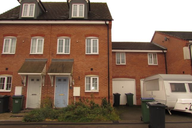 Thumbnail Semi-detached house to rent in Bryan Budd Close, Rowley Regis