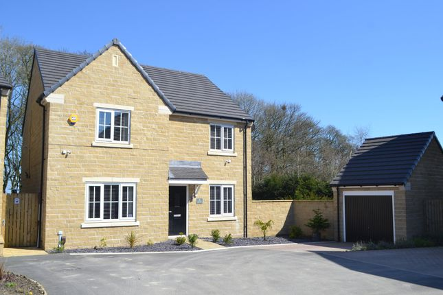 Thumbnail Detached house for sale in Harrowins Farm Drive, Queensbury, Bradford