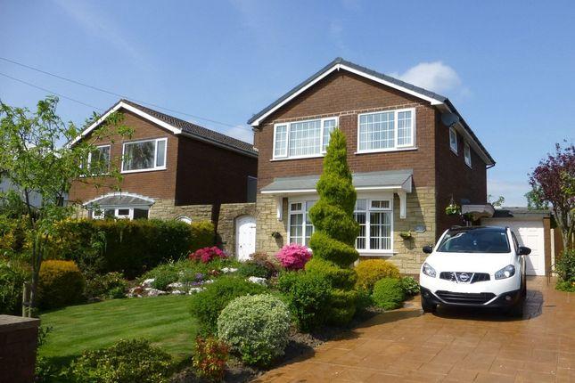 Thumbnail Detached house for sale in Hall Carr Lane, Longton, Preston