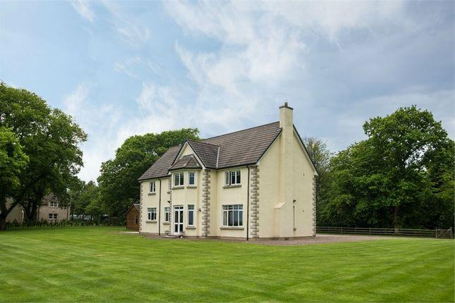 Thumbnail Detached house for sale in Four Oaks, Duns, Scottish Borders