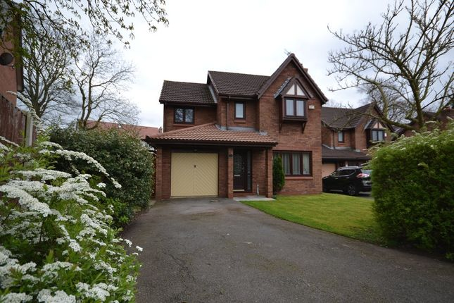 4 bed detached house for sale in Hawkworth, Astley, Tyldesley, Manchester