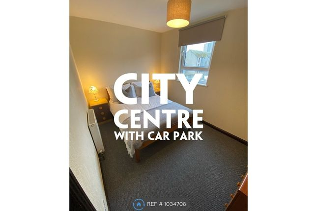 1 bed flat to rent in Charlotte Street, Aberdeen AB25