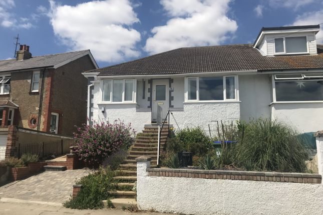 Thumbnail Bungalow to rent in Hillcrest Road, Newhaven