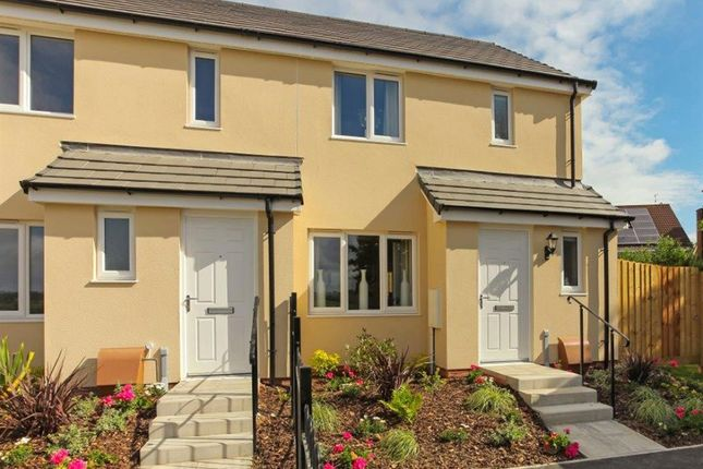 """Thumbnail End terrace house for sale in """"The Morden"""" at Holtwood Drive, Woodlands, Ivybridge"""