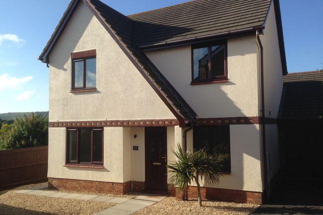 Thumbnail Detached house for sale in Brecon Close, Paignton, Devon