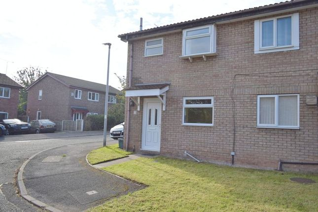 Thumbnail Semi-detached house to rent in Browning Close, Blacon, Chester