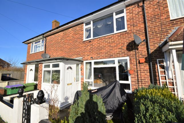 2 bed terraced house for sale in Tolsford Close, Cheriton, Folkestone CT19
