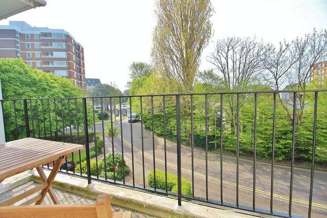 Balcony of Woodville Drive, Portsmouth PO1
