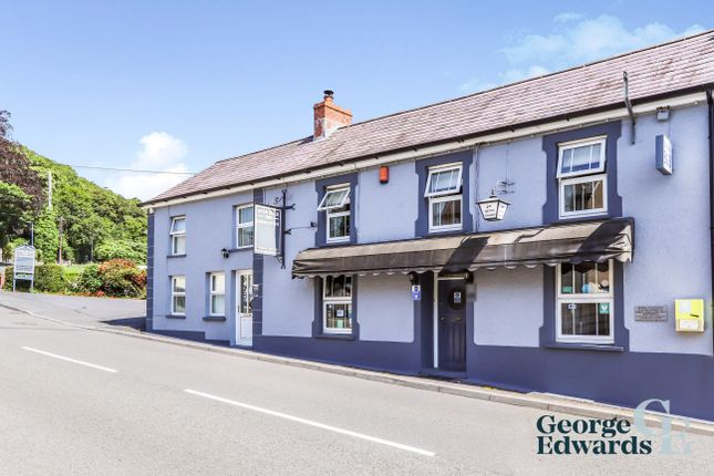 Thumbnail Detached house for sale in Cwmduad, Carmarthenshire