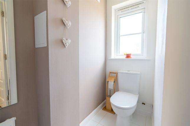 Cloakroom of Scott Street, Edinburgh EH16
