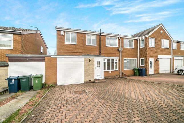 Thumbnail Property for sale in Oakridge, Whickham, Newcastle Upon Tyne