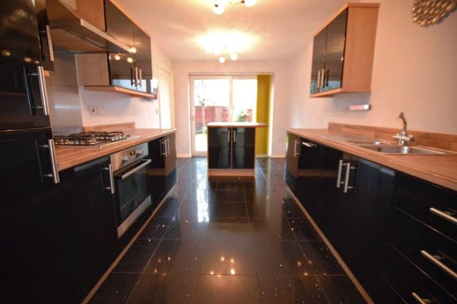Thumbnail Town house to rent in Millennium Walk, Newport