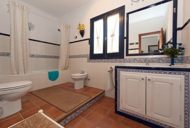 Bathroom of Spain, Málaga, Ronda