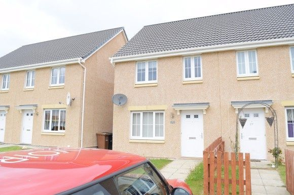 Thumbnail Semi-detached house to rent in Doocot Court, Elgin