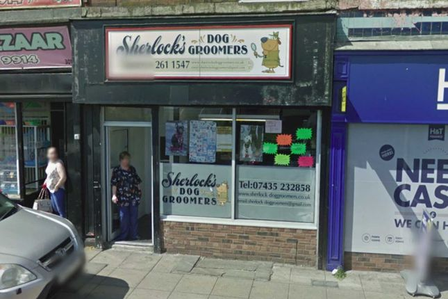 Retail premises to let in The Mall, Breck Road, Everton, Liverpool