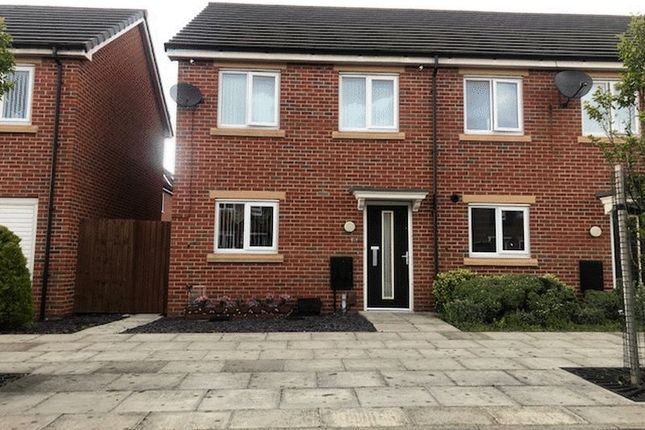 Thumbnail Terraced house to rent in Keble Road, Bootle