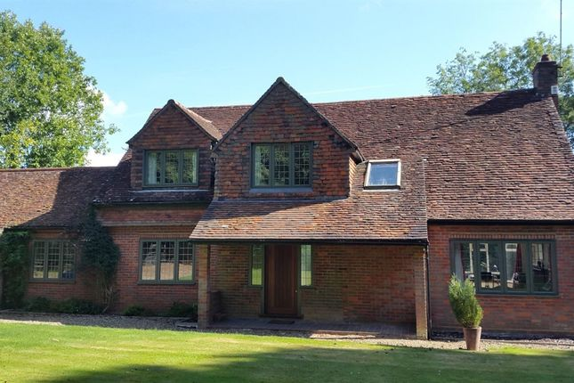 Thumbnail Detached house to rent in The Grovells, Hudnall Common, Little Gaddesden, Berkhamsted