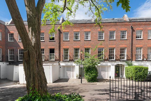 Thumbnail Terraced house for sale in Somerset Square, Holland Park, London