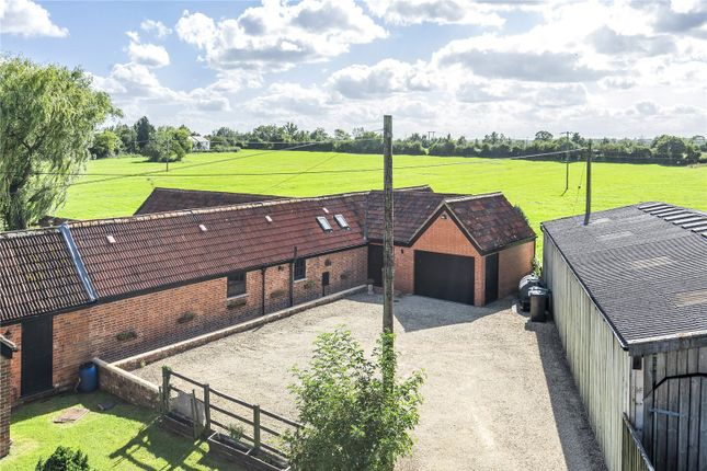 Thumbnail Bungalow for sale in Leigh, Wiltshire