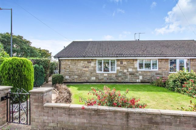 3 bed semi-detached bungalow for sale in Parkway, Armthorpe, Doncaster DN3
