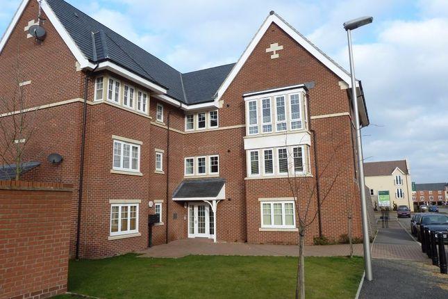Thumbnail Flat to rent in St Helena Avenue, Newton Leys, Bletchley, Buckinghamshire