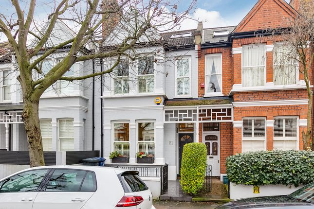 Thumbnail Terraced house for sale in Brookfield Road, London