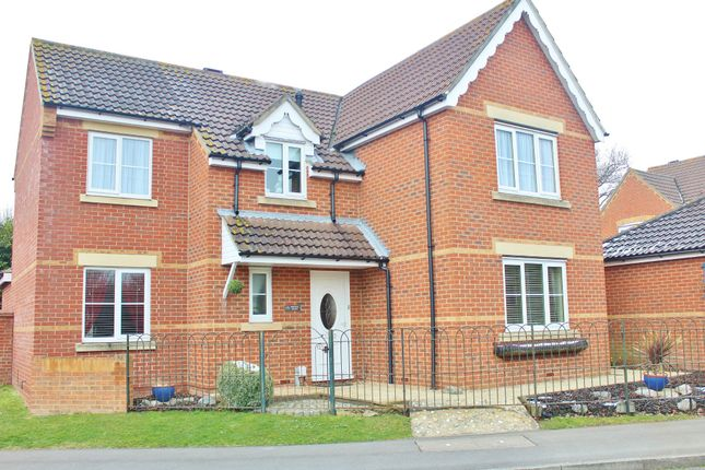 Thumbnail Detached house for sale in Minerva Drive, Gosport