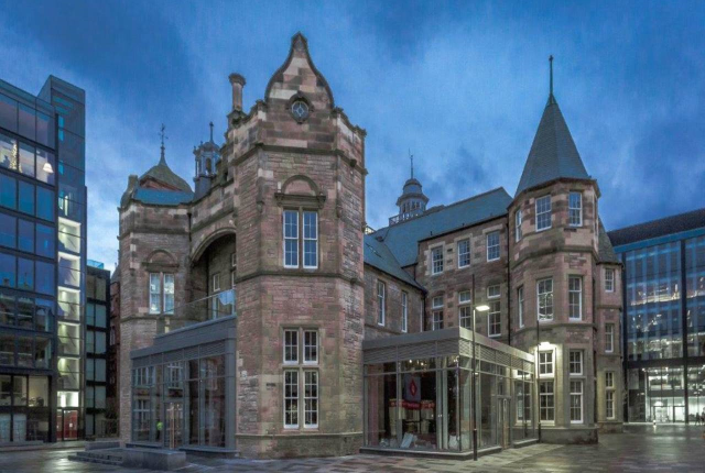 Thumbnail Flat to rent in Nightingale Way, Quatermile, Edinburgh