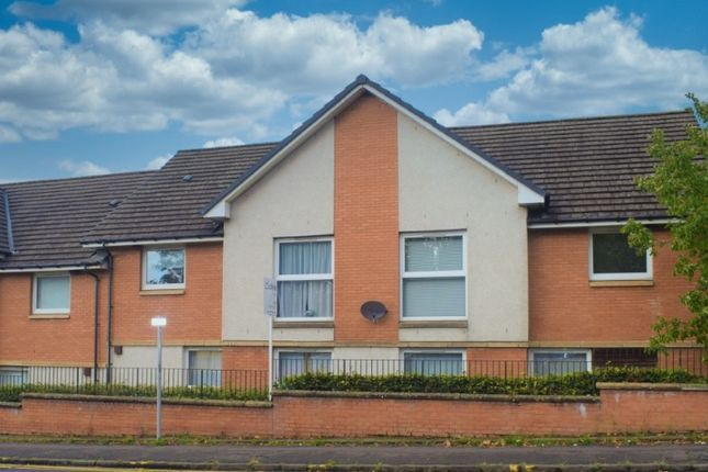 Thumbnail Flat to rent in King Court, Motherwell, North Lanarkshire