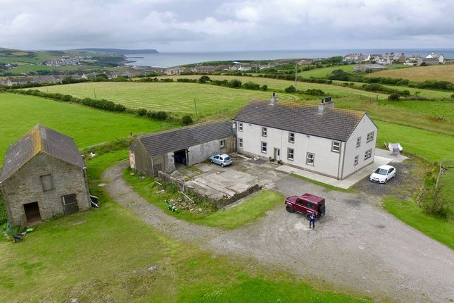 Thumbnail Farmhouse for sale in Lowca, Whitehaven
