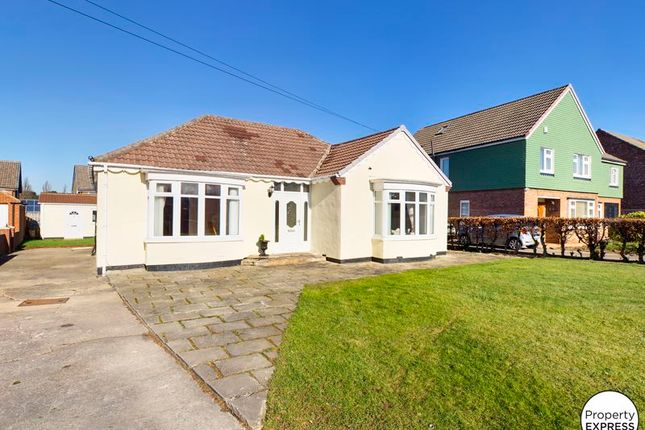 Thumbnail Detached bungalow for sale in High Street, Middlesbrough