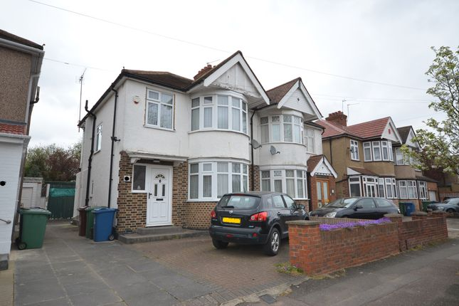 3 bed semi-detached house for sale in Hartford Avenue, Kenton, Harrow HA3