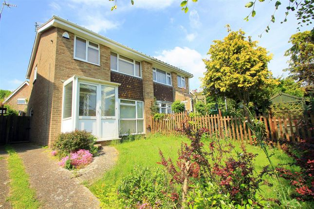 3 bed semi-detached house for sale in Fennel Walk, Shoreham-By-Sea