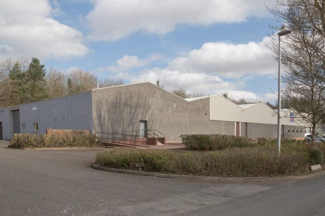 Thumbnail Industrial to let in Unit 59, Southfield Industrial Estate, Glenrothes