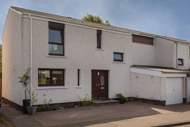 Semi-detached house for sale in Society Road, South Queensferry