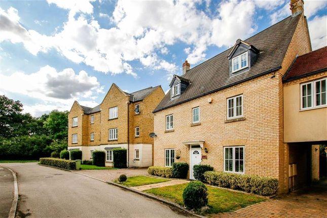 Thumbnail Link-detached house for sale in Brownset Drive, Kingsmead, Milton Keynes, Bucks