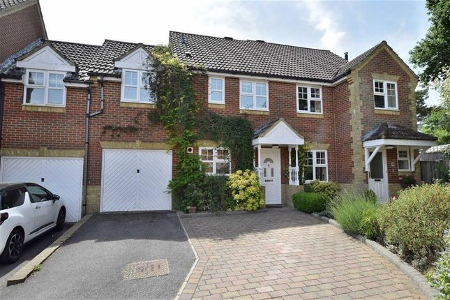 Thumbnail Terraced house to rent in Wisbech Way, Hordle, Lymington