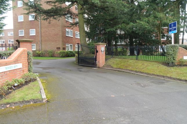Thumbnail Flat to rent in Woodlawn, Hampton Lane, Solihull, West Midlands