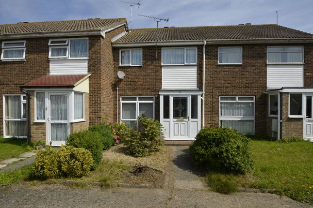 3 bed terraced house for sale in Recreation Close, Felixstowe