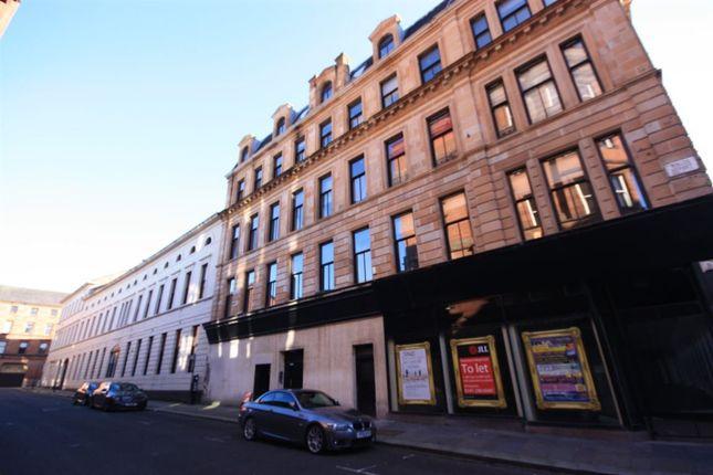 Thumbnail Flat to rent in Walls Street, Glasgow
