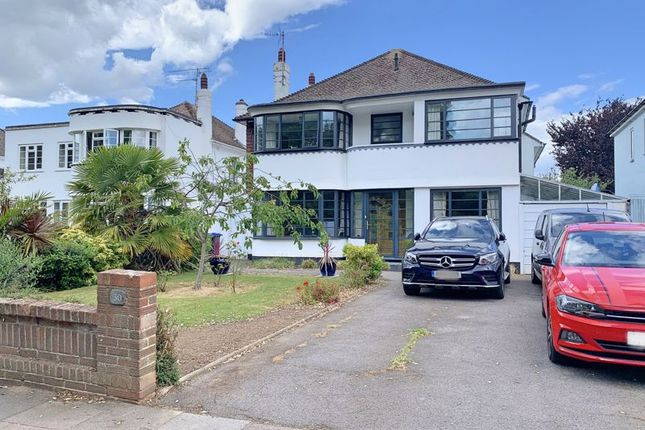 Thumbnail Detached house for sale in Ilex Way, Goring-By-Sea, Worthing