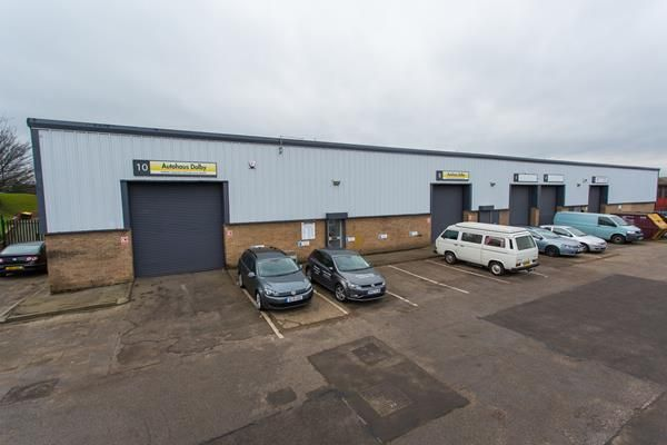 Thumbnail Light industrial to let in Unit 42, Century Street Industrial Estate, Clement Street, Sheffield, South Yorkshire